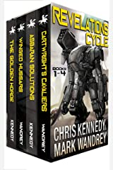 Revelations Cycle Boxed Set: Books 1-4 (The Revelations Cycle Book 13) Kindle Edition