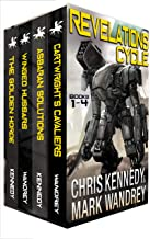 Revelations Cycle Boxed Set: Books 1-4 (The Revelations Cycle Book 13)