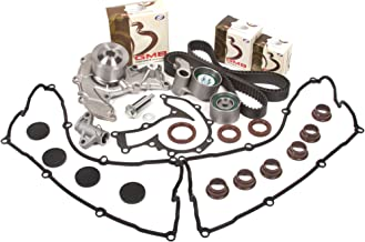 Evergreen TBK303HVCT Fits 98-03 Acura Isuzu Honda 6VD1 6VE1 Timing Belt Kit Valve Cover Gasket Water Pump