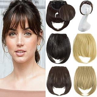 Hebelin Fringe Bangs Hair Extensions 7