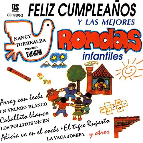Cumpleaños feliz by Nancy Torrealba on Amazon Music - Amazon.com
