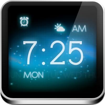 Antair Nightstand - Alarm Clock, Weather, News, Flashlight