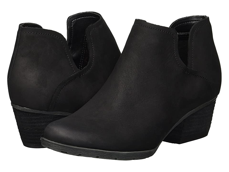 Blondo Victoria Waterproof (Black Nubuck) Women