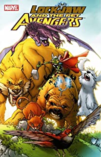 Best lockjaw and the pet avengers Reviews