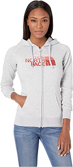 TNF Light Grey Heather/Spiced Coral Multi