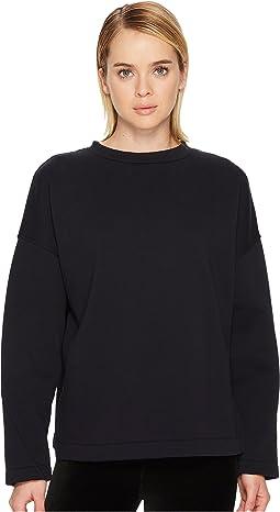 Pullover Cotton Sweatshirt