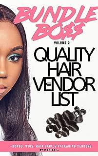 Bundle Boss Volume 2: An Exclusive Hair Vendor List