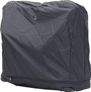 rin project 青铜色圆环行李箱 完全收纳车体 适用于脚轮移动 方格花纹 1045 BLACK 1045