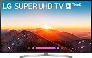 LG Electronics 75SK8070PUA 75-Inch 4K Ultra HD Smart LED TV (2018 Model) (Renewed)