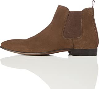 Amazon Brand - find. Men's Albany Formal Suede Chelsea Boots