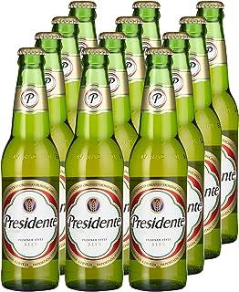 Presidente Bier Cerveza Dominicana 12 x 0.355 l