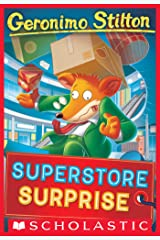 Superstore Surprise (Geronimo Stilton #76) Kindle Edition