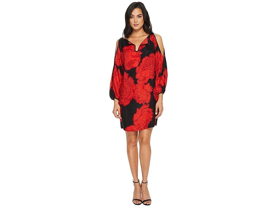 Trina Turk Velvet Rope Dress (Ruby Rose) Women