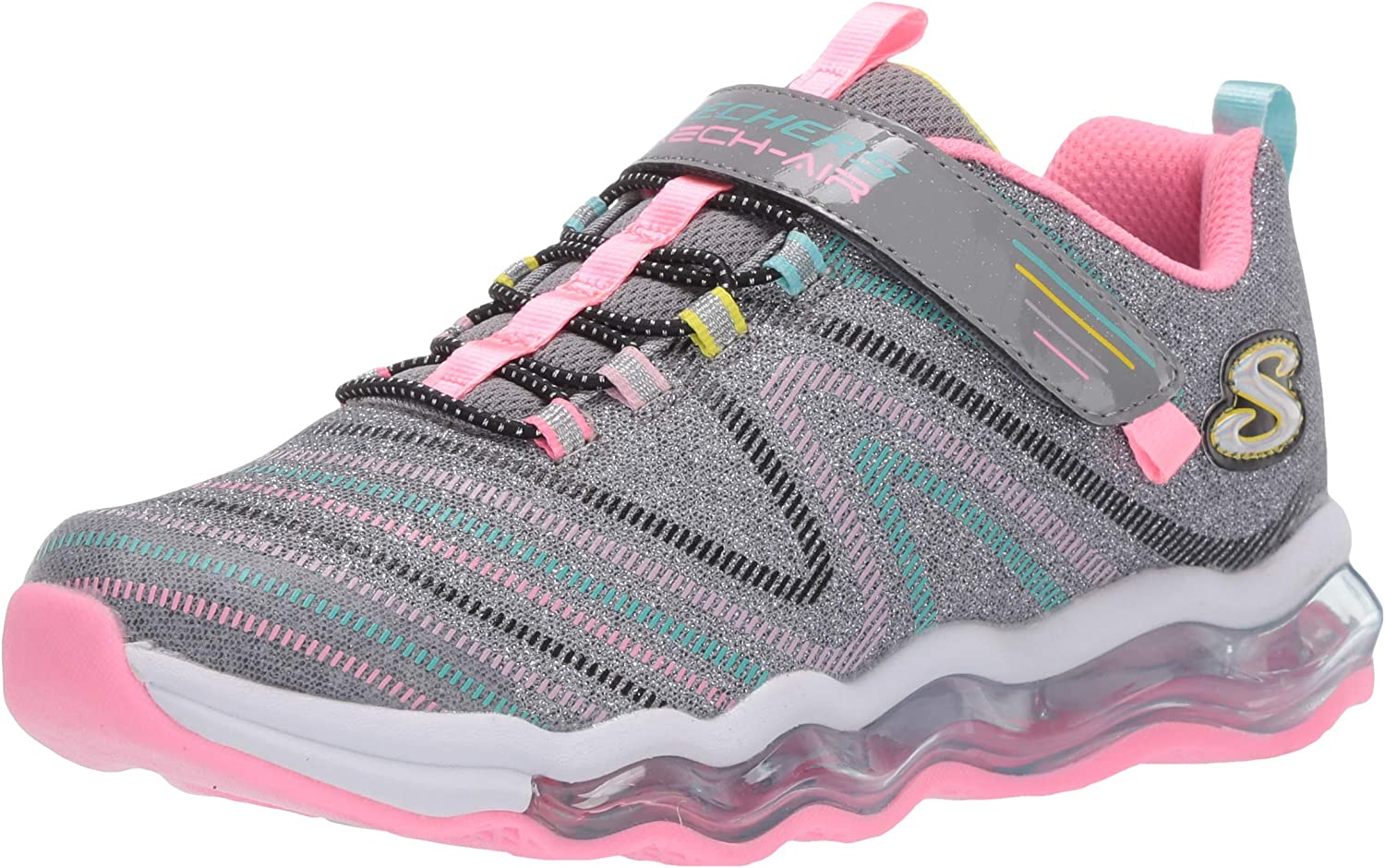 Skechers Challenge Colorado Springs Mall the lowest price of Japan Unisex-Child Skech-air Sneaker Wavelength