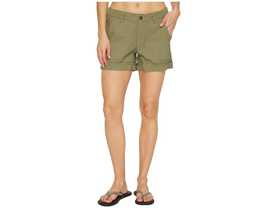 The North Face Adventuress Shorts (Deep Lichen Green (Prior Season)) Women