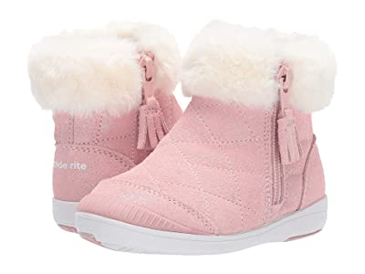 Stride Rite SR Chloe Cozy (Toddler) (Pink) Girls Shoes