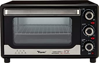 Toyomi TO-2311RC Electric Convection Oven, 25.0L