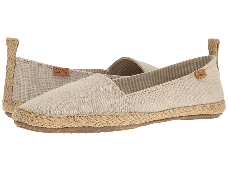 Sanuk Espie Slip-On (Natural) Women