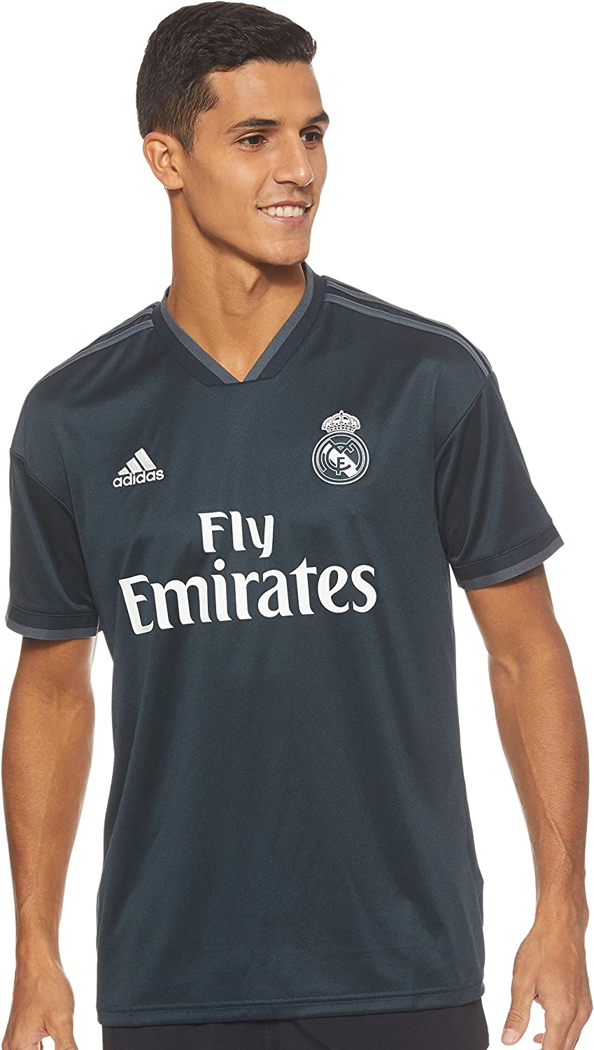 adidas Real Madrid Away Max 66% OFF 2019 Jersey 2018 Max 77% OFF