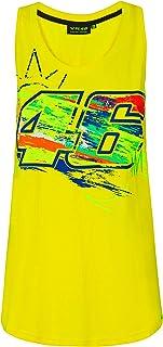 Valentino Rossi Colección Vr46 Classic Camiseta sin Mangas Mujer