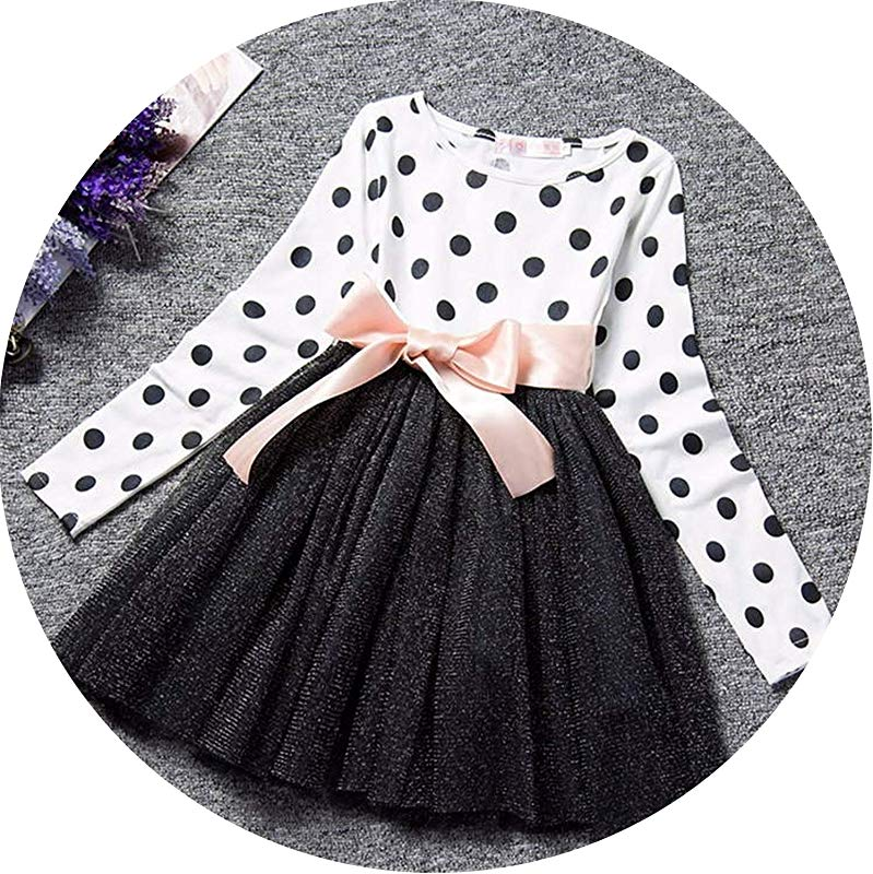 Petals Designs Girl Dress Children Party Costume Kids Formal Events Vestidos Infant Flower Dress Fluffy Wedding Gown 3 5 7T As Photo6 7