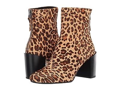 Dolce Vita Cyan (Dark Leopard Haircalf) Women