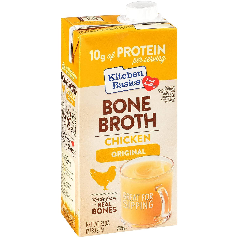 Kitchen Basics Original Chicken Limited time Cheap mail order shopping trial price Bone Friendly 32 Broth f Keto