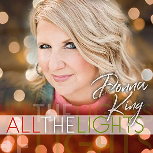 Donna King - All The Lights (2019)