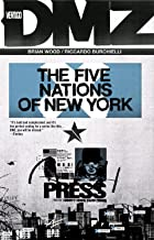DMZ Vol. 12: The Five Nations of New York