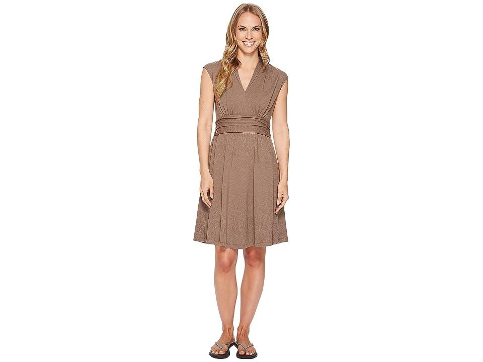 Prana Berry Dress (Mud) Women