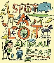 Spot A Lot! Animal Escape