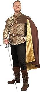 Renaissance Cavalier Shoulder Cape