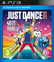 Just Dance 2018 (PS3) PlayStation 3 by Ubisoft