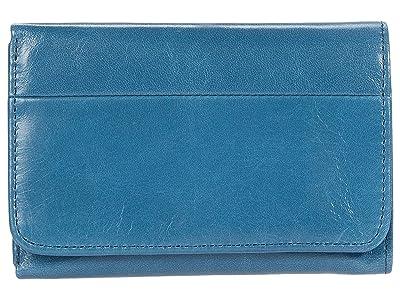Hobo Jill Trifold Wallet (Riviera) Clutch Handbags