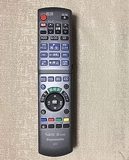 Panasonic ブルーレイディスクレコーダー用リモコン N2QAYB000346