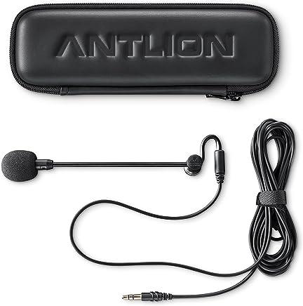 antlion AUDIO modmic attachable BOOM 麦克风