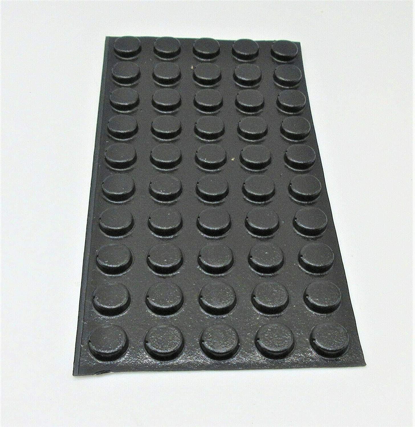 """Be super welcome 3 8"""" Small SEAL limited product Rubber Feet. 3M Adhesive 8 Feet p 50 1 Tall. Backing."""