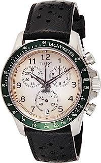 Tissot Mens Quartz Watch, Analog Display and Leather Strap T106.417.16.032.00