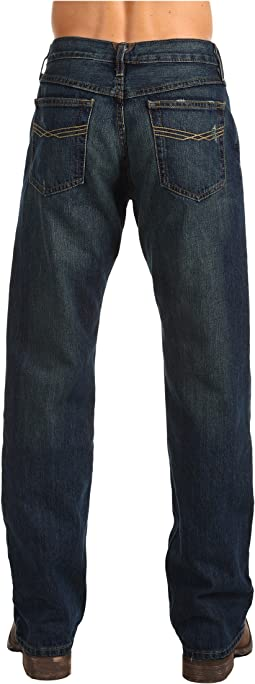 M4 Low Rise Boot Cut 13 oz