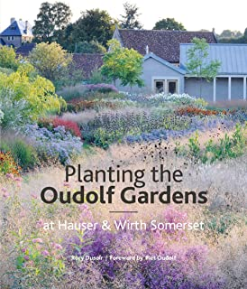 Planting the Oudolf Gardens at Hauser & Wirth Somerset