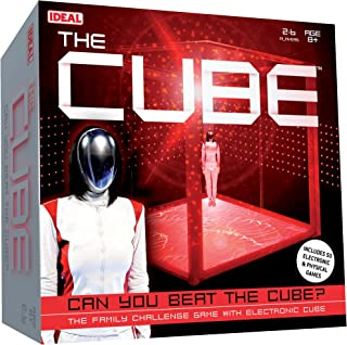 The Cube TV Show Game from Ideal