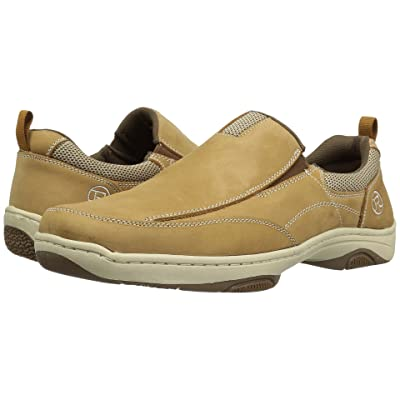 Roper Skipper Too (Tan Suede) Men