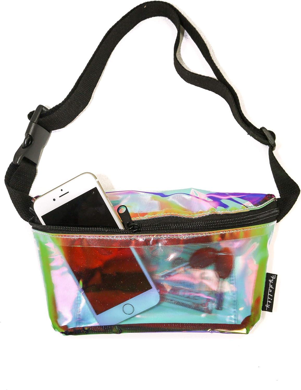 FYDELITY-Fanny Pack Women Men Crossbody Waist Bag Belt Hol Sling Max 63% New product!! OFF