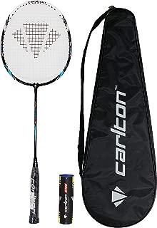 Carlton Serie de Raquetas de bádminton Pro Funda y 6