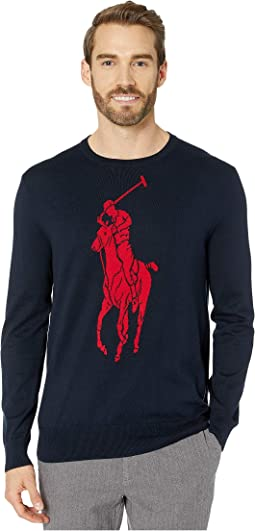 Hunter Navy/Polo Sport Red