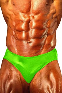 Andreas Cahling Bodybuilding Physique Classic Posing Trunks Swim Suit Briefs