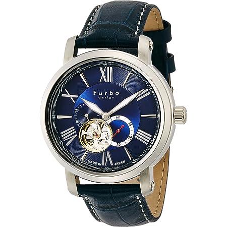 [フルボデザイン] 腕時計 F5026SBLBL メンズ ブルー