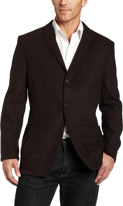 Louis Raphael Men's Tailored Nagoya Flannel Sportcoat
