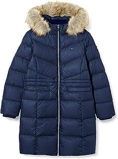 Tommy Hilfiger TD Alana Down Coat Long Chaqueta para Niñas