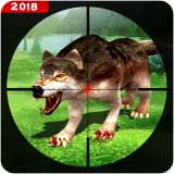 Hunting Animals Sniper Gun Shooter Survival 3D: Wild Safari Wolf Hunter 2019 - Hunting Games For Free - FPS
